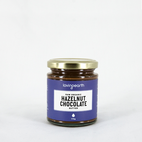 Loving Earth - Hazelnut Chocolate Butter (175g)