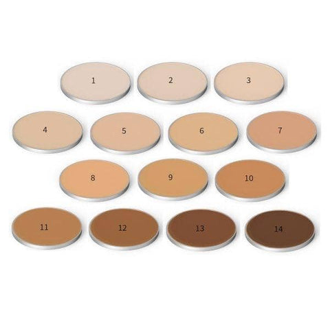 Clove + Hallow - Pressed Mineral Foundation Refill Pan - Shade 09