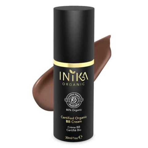 Inika Organic - Certified Organic BB Cream - Cocoa (30ml)