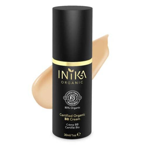 Inika Organic - Certified Organic BB Cream - Honey (30ml)