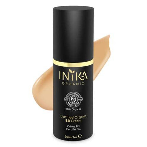 Inika Organic - Certified Organic BB Cream - Tan (30ml)