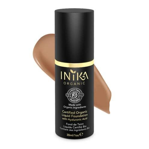 Inika Organic - Certified Organic Liquid Foundation - Tan (30ml)