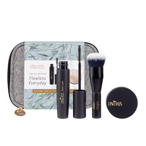 Inika Organic - Limited Edition Flawless Everyday Gift Set - Nurture