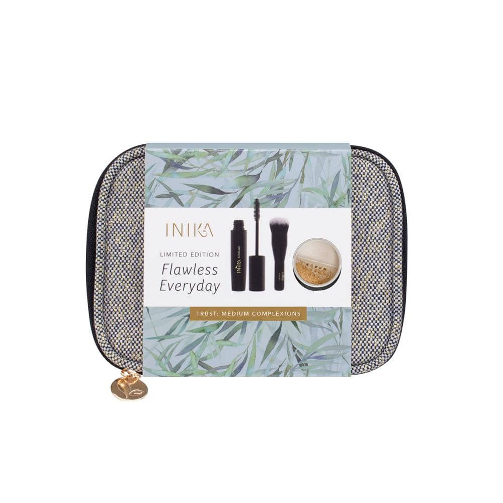 Inika Organic - Limited Edition Flawless Everyday Gift Set - Trust