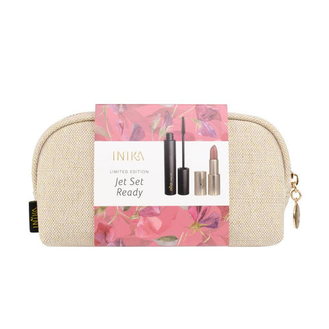 Inika Organic - Limited Edition Jet Set Ready Gift Set