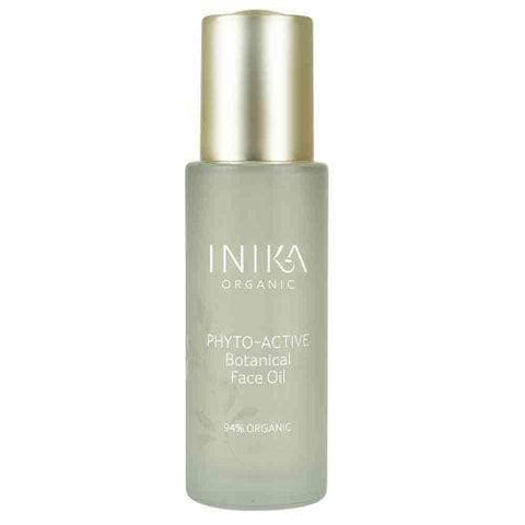 Inika Organic - Phytoactive Botanical Face Oil (30ml)
