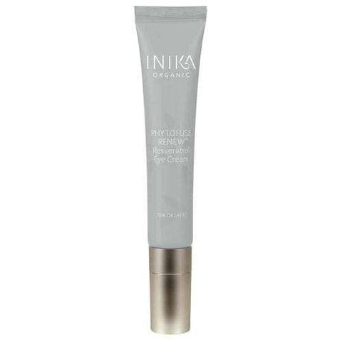 Inika Organic - Phytofuse Renew Resveratrol Eye Cream (15ml)