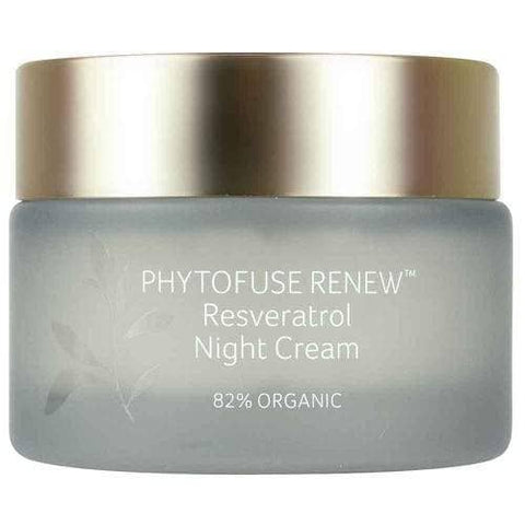 Inika Organic - Phytofuse Renew Resveratrol Night Cream (75ml)