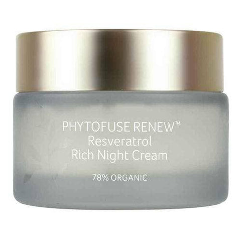Inika Organic - Phytofuse Renew Resveratrol Rich Night Cream (75ml)