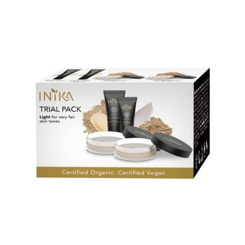 Inika Organic - Trial Pack - Light
