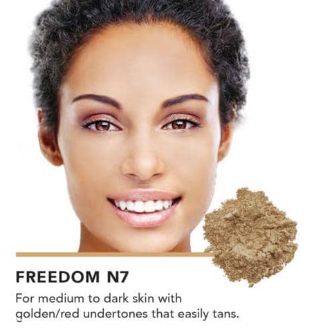 Inika Organic - Loose Mineral Foundation SPF25 - Freedom (8g)