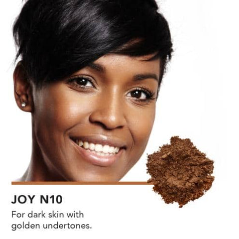 Inika Organic - Loose Mineral Foundation SPF25 - Joy (8g)