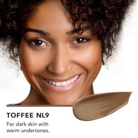 Inika Organic - Certified Organic Liquid Foundation - Toffee (30ml)