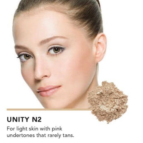 Inika Organic - Loose Mineral Foundation SPF25 - Unity (8g)