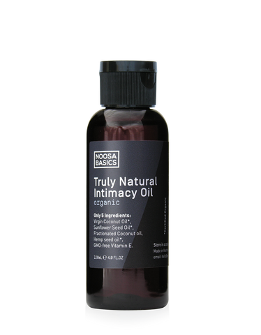 Noosa Basics - Truly Natural Intimacy Oil (100ml)