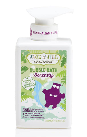 Jack N' Jill - Natural Bathtime Bubble Bath - Serenity (300ml)