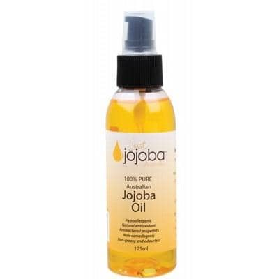 Just Jojoba Australia - 100% Pure Australia Jojoba Oil (125ml)