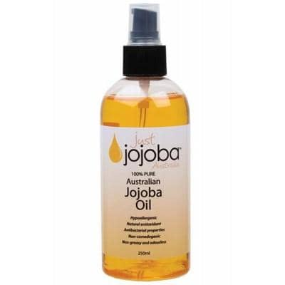 Just Jojoba Australia - 100% Pure Australia Jojoba Oil (250ml)