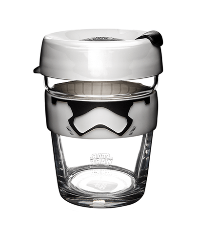 KeepCup - Star Wars Brew Coffee Cup - Storm Trooper (12oz)