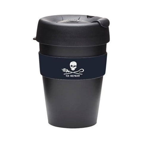 KeepCup - Original Coffee Cup - Sea Shepherd (12oz)