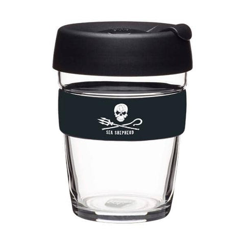KeepCup - Brew Coffee Cup - Sea Shepherd (12oz)