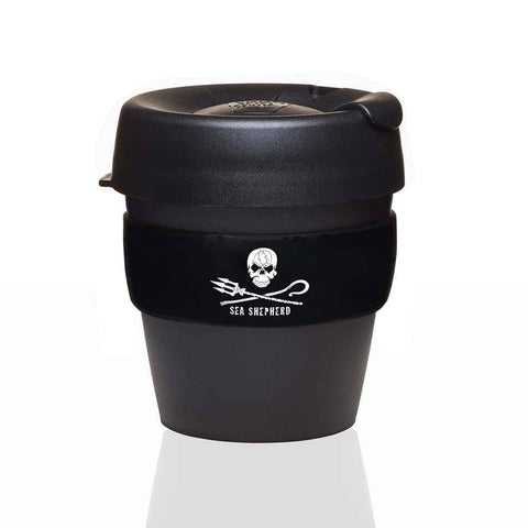 KeepCup - Original Coffee Cup - Sea Shepherd (8oz)
