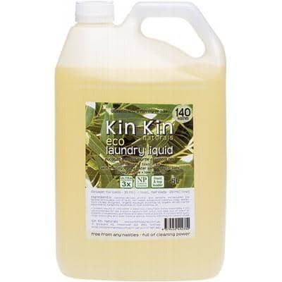 Kin Kin - Ultra Concentrated Laundry Liquid - Eucalyptus (5L)