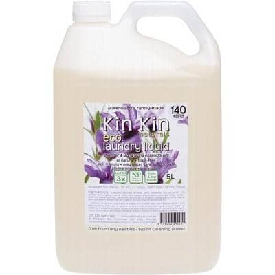 Kin Kin - Ultra Concentrated Laundry Liquid - Lavender and Ylang Ylang (5L)