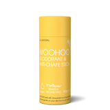Woohoo Body - Eco Tube Deodorant & Chafe Stick - Mellow/ Bi-Carb Free (60g)