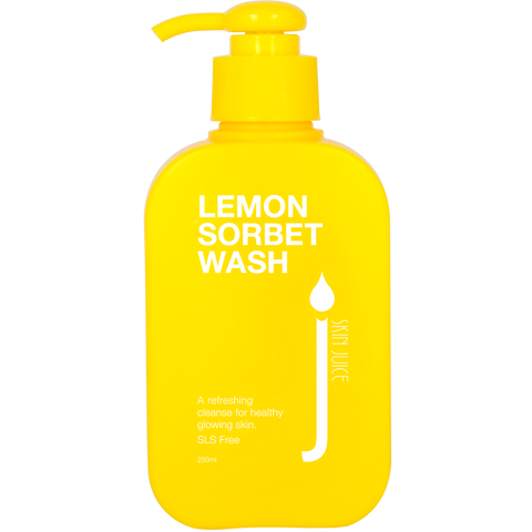 Skin Juice - Lemon Sorbet Body Wash