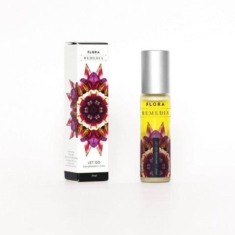 Flora Remedia - Aromatherapy Roll-on - Let Go Oil (10ml)