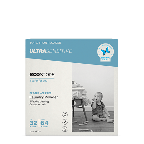 Ecostore - Laundry Powder - Ultra Sensitive (1kg)