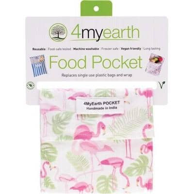 4MyEarth - Food Pocket - Flamingoes