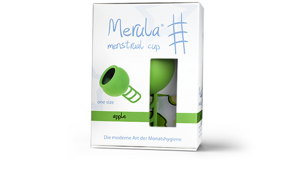 Merula - Menstrual Cup - Apple