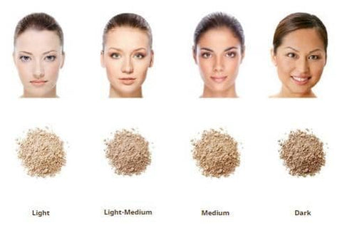 La Mav - Anti-Ageing Mineral Foundation With Broad Spectrum SPF15