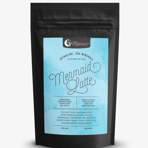 Nutra Organics - Mermaid Latte (90g)