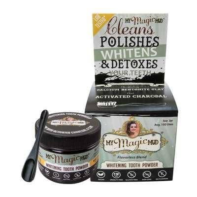 My Magic Mud - Whitening Tooth Powder 30g