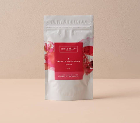 Edible Beauty - Native Plant-Based Collagen Powder (85g)
