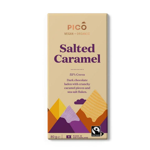 Pico - Salted Caramel Chocolate (80g)