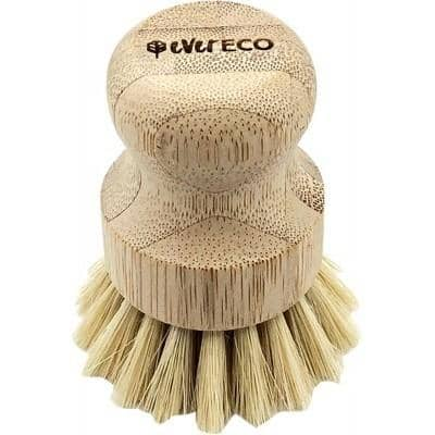 Ever Eco - Veggie Scrubber with Sisal Bristles