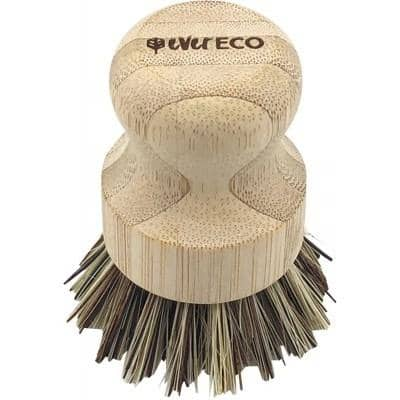 Ever Eco - Pot Scrubber with Palm Leaf Bristles