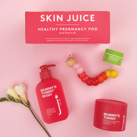 Skin Juice - Healthy Pregnancy Pod