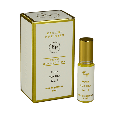 Earths Purities - Pure for Her Eau De Parfum No. 1 8ml
