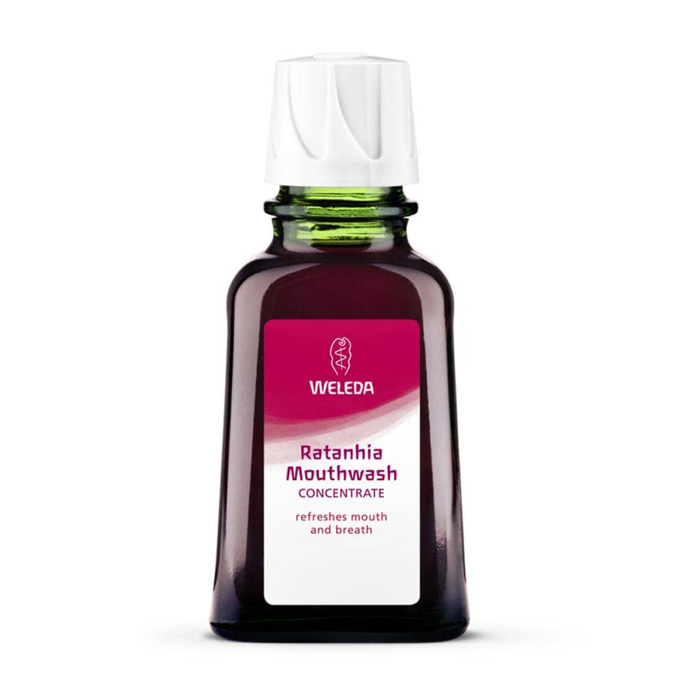 Weleda - Ratanhia - Mouthwash Concentrate (50ml)