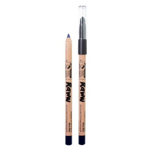 Raww - Babassu Oil Eye Pencil - Berry Blue (1.1g)