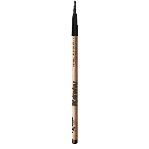 Raww - Babassu Oil Brow Fix - Soft Cocoa (1.1g)