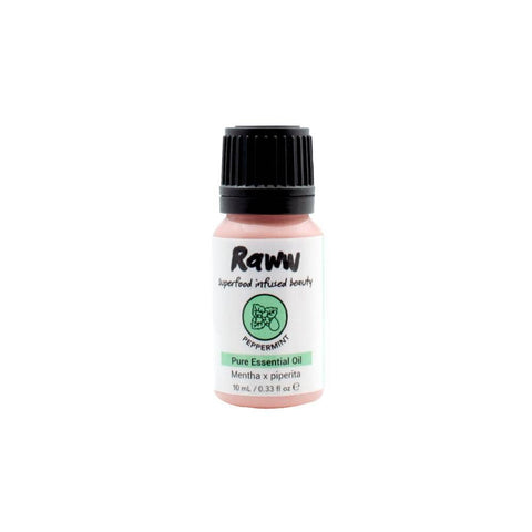 Raww - Peppermint Pure Essential Oil (10ml)