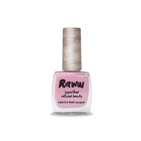 Raww - Kale'd It Nail Lacquer - Dusty Rosehip (10ml)