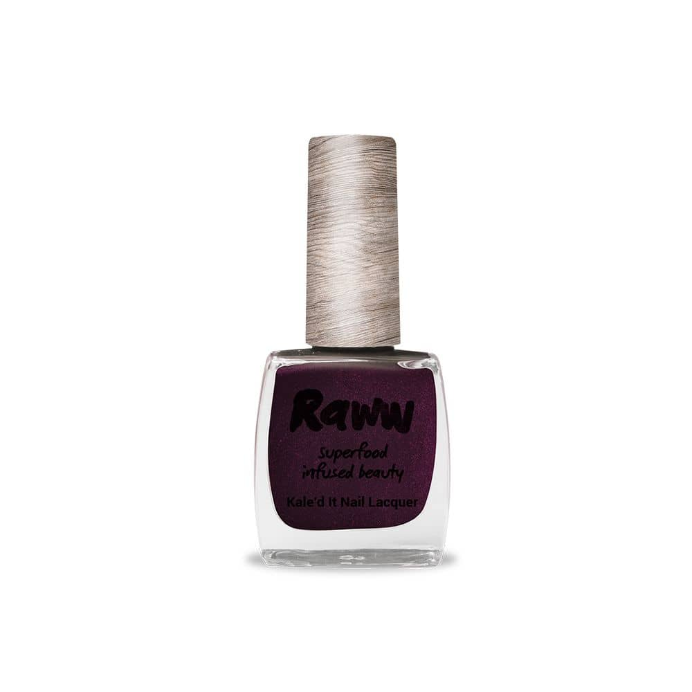 Raww - Kale'd It Nail Lacquer - Feeling Grape! (10ml)