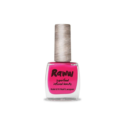 Raww - Kale'd It Nail Lacquer - Happy Days (Always) (10ml)